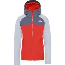 Buy W Stratos Jacket Vanadis Grey/Meld Grey/Flare