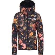 Achat W Superlu Jacket Tnf Black Flower Child Multi Print