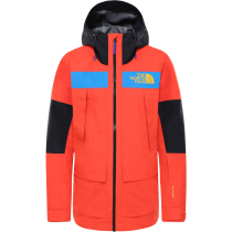 Acquisto W Team Kit Jacket Flare/Bomber Blue/Tnf Blk