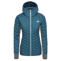 Achat W ThermoBall Gordon Lyons Hoodie Blue Coral/Tnf Meduim Grey Heather