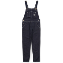 Achat W' Bib Overall Blue Rinsed