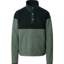 Buy W Cragmont Fleece 1/4 Snap Scarabe Green/Laurel Wreath Green