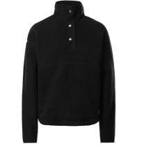 Achat W Cragmont Fleece 1/4 Snap Tnf Black