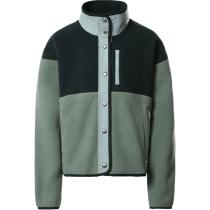 Achat W Cragmont Fleece Jacket Scarabe Green/Laurel Wreath Green