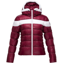 Buy W Hiver Down Jacket Bordeaux