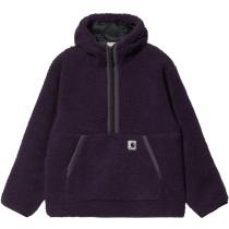 Buy W' Hooded Loon Liner Dark Iris Dark Iris