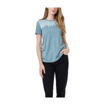 Acquisto W Juniper T-Shirt Storm Blue Heather
