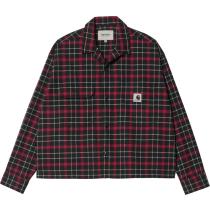 Buy W' L/S Baxter Shirt Baxter Check, Black Arrow