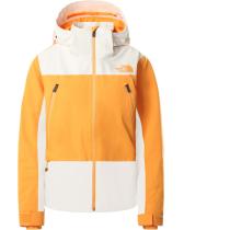 Achat W Lenado Jacket Brush Fire Orange/Gardenia White
