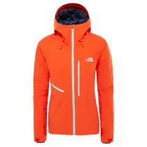 Achat W Lostrail Jacket Valencia Orange