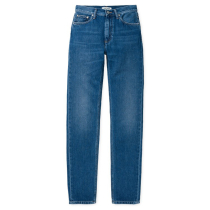 Buy W' Page Carrot Pant Blue Dark Stone Washed