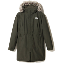 Kauf W Recycled Zaneck Parka New Taupe Green
