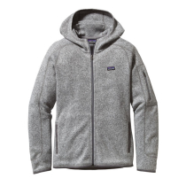 Kauf W's Better Sweater Hoody Birch White