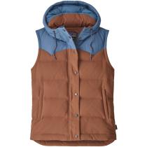 Buy W's Bivy Hooded Vest Sisu Brown