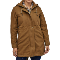 Kauf W's Insulated Prairie Dawn Parka Owl Brown