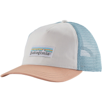 Achat W's Pastel P-6 Label Layback Trucker Hat White