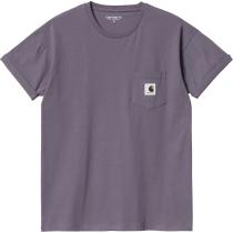 Buy W' S/S Pocket T-Shirt Provence