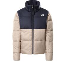 Buy W Saikuru Jacket Flax/Aviator Navy