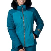 Buy W Ski Jkt Duck Blue