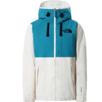 Buy W Superlu Jacket Enamel Blue/Gardeniawhite