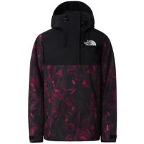 Buy W Tanager Jacket Roxbury Pink Halftone Floral Print
