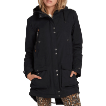 Compra Walk On By Parka Black