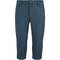 Achat Wanaka Stretch 3/4 Pant M Orion Blue/Wild Lime