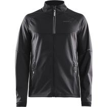 Kauf Warm Train Jacket M Noir/Gris Tran