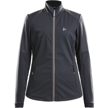 Acquisto Warm Train Jacket W Asphalt/Touch