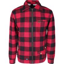 Acquisto Warmi Baschi Blouse Red Black Check