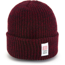 Acquisto Watch Cap Red/Navy marl