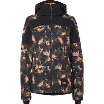 Buy Wavelite Jacket Black Aop W/ Yellow