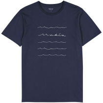 Achat Waves T-Shirt Dark Blue