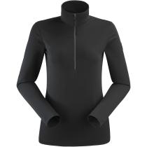 Buy Wax 1/2 Zip W Black/Noir