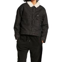 Buy Weaton Jacket Black Combo