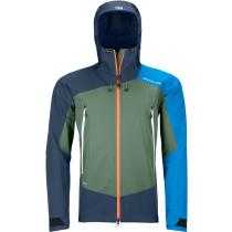 Buy Westalpen Softshell Jacket M Green Forest