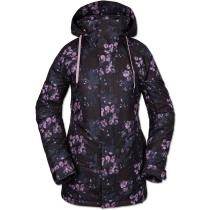 Buy Westland Ins Jacket Black Floral Print