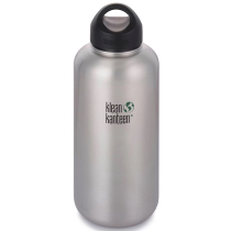 Achat Wide 64oz (w/Wide Loop Cap) brushed stainless