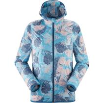 Buy WindLight Graphic Jacket W Ink Blue
