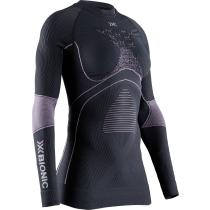 Buy Wmn X-B Energyaccumul 4.0 Shirt Rn Lg Sl Charcoal/Magnolia