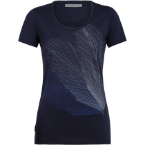 Buy Wmns Spector SS Scoop Plume Midnight Navy