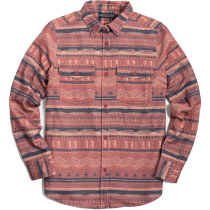 Achat Wmns The Patterned Responsible Flannel Currant