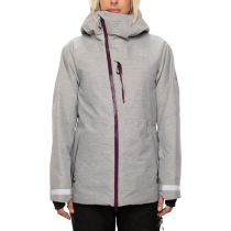 Buy Wmns Glcr Hydra Insulated Jkt White Heather
