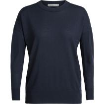 Compra Wmns Shearer Crewe Sweater Midnight Navy
