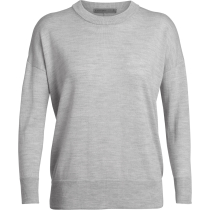 Achat Wmns Shearer Crewe Sweater Steel Heather