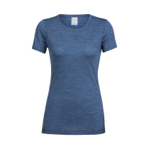Wmns Sphere SS Low Crewe PruSSian Blue Heather