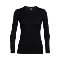 Achat Wmns Tech Top LS Crewe Black