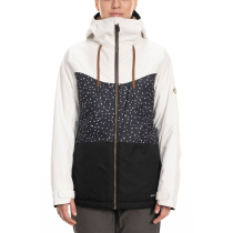Achat Wms Athena Insulated Jacket Black Angular Colorblock