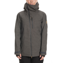 Achat Wms GLCR Hydra Insulated Jkt Charcoal Heather