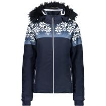 Acquisto Woman Jacket Fix Hood Black Blue